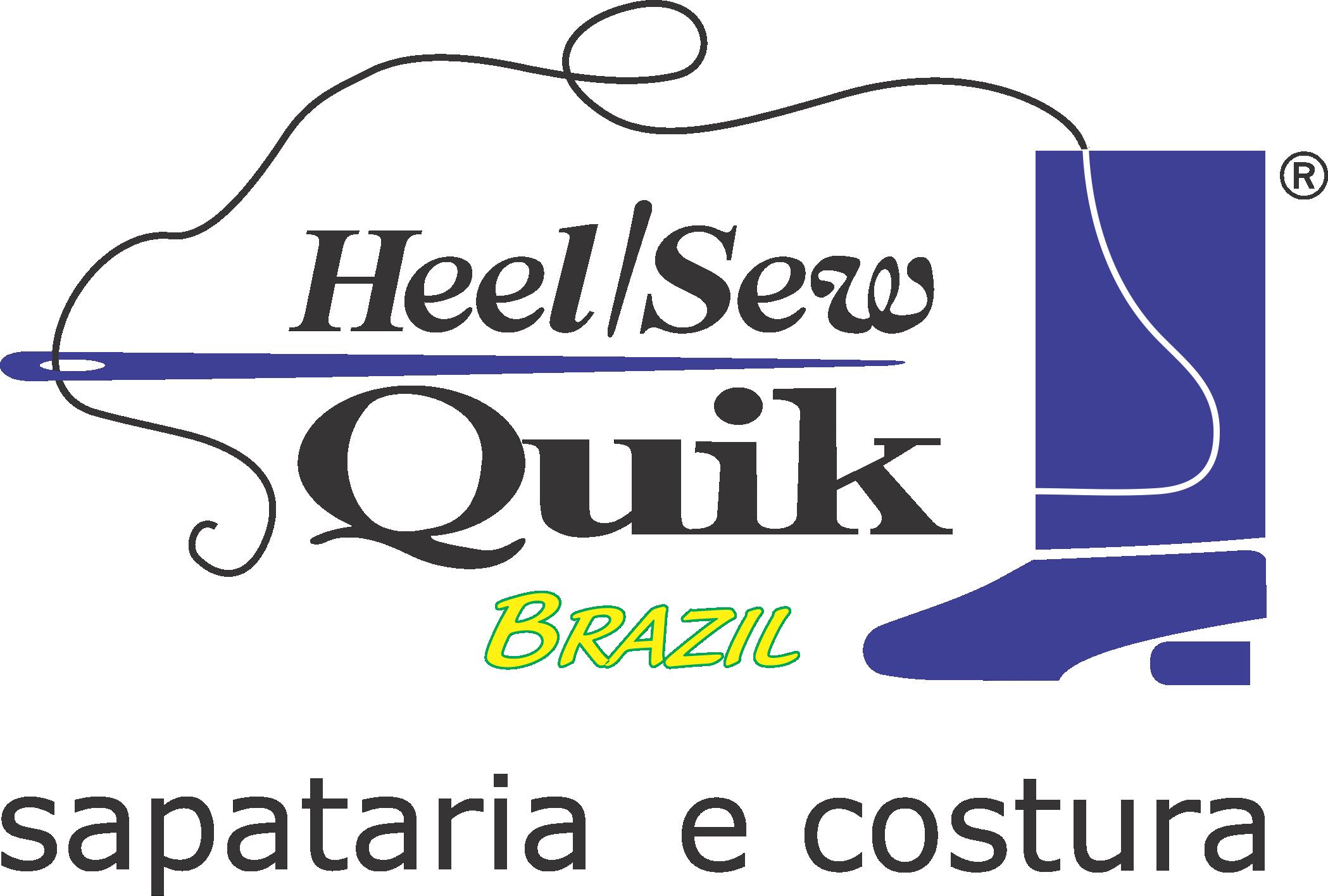 logomarca Heel Quik