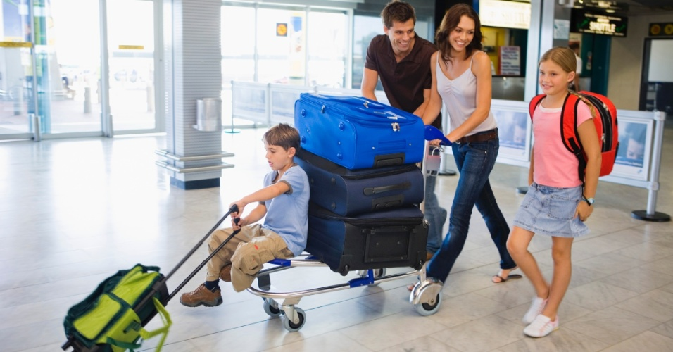mala familia aeroporto rent a bag