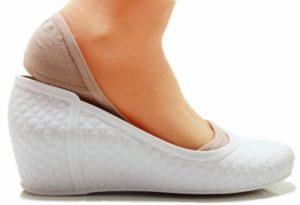 2b464c5ab A meia ideal para usar com sapatilhas ou escondida nos mais diversos tipos  de calçados!
